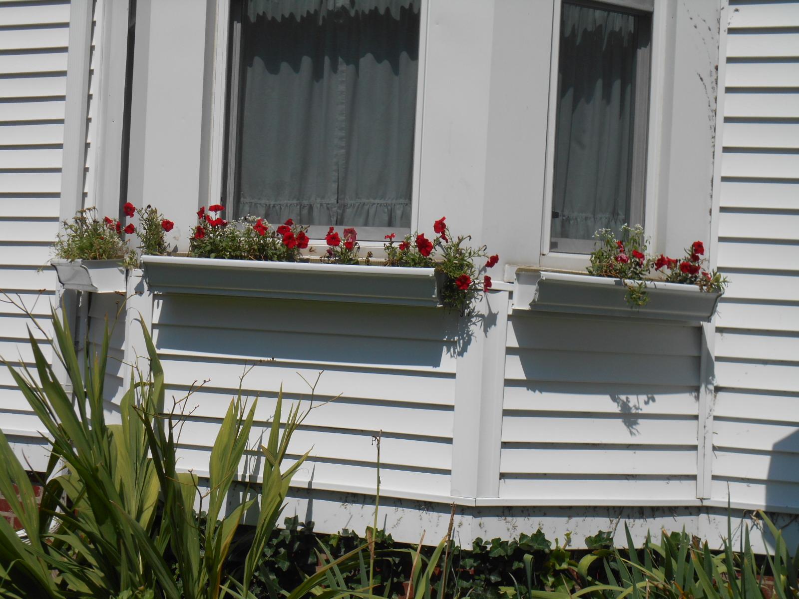 window box archives gutter gardens window box on bay window aluminum sided house